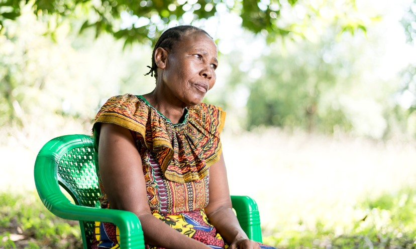 Debora from Tanzania says that many older women in her village have been treated unfairly.