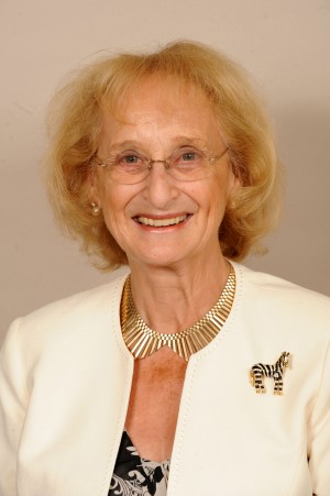 Baroness Sally Greengross OBE, Chief Executive of the International Longevity Centre-UK,