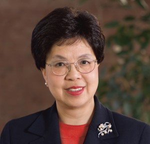 Dr Margaret Chan, former Director-General of the World Health Organization (WHO),