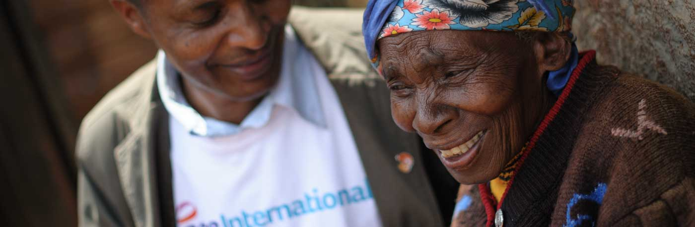 Age International - the charity for older people in poorer places